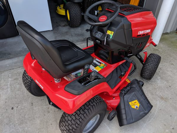 New Craftsman T210 Turn Tight 18 Hp Hydrostatic 42 In