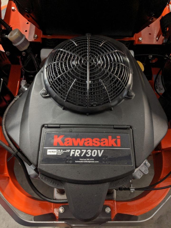 New Husqvarna Mz54 23 Hp Kawasaki V Twin Hydrostatic 54 In